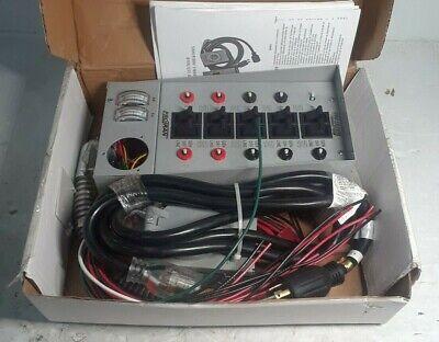 Reliance Controls 31410crk Protran 10-circuit 30 Amp Generator Transfer Switch