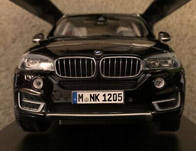 BMW X5 F15 OEM Dealer Display Diecast Model 80432318989 Sparkling Brown