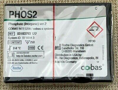 Roche Cobas Integra Cobas C Systems Phos2