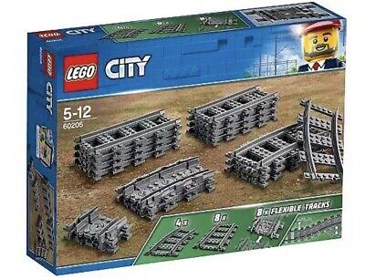 LEGO CITY 60205 Binari Treno