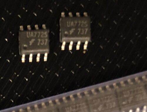 FAIRCHILD UA772S Integrated Circuit SO-8  ** NEW **  Qty.5