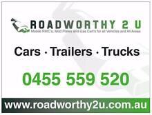Roadworthy Mod Plates HVRAS Car Trailer Caravans Tiaro Gundiah Smithton Circular Head Preview
