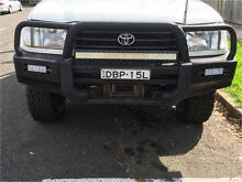 Toyota Landcruiser 105 series Bull Bar Ashfield Ashfield Area Preview