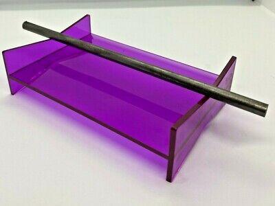 1080 Steel Bar Rod 516 In Diameter X 8 Length