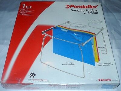 New Pendaflex Hanging Folders And Frame Adjustable Ideal For Drawers 18561