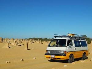 Campervan Mazda E2000 - Fully equiped Cairns Cairns City Preview