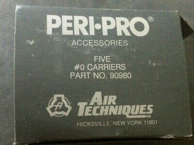 Air Techniques Peri Pro X-ray Processor Film Carriers 3 0 And 1 1