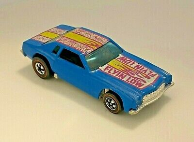 1974 HOT WHEELS REDLINE FLYING COLORS FLYIN LOW MONTE CARLO STOCKER VERY NICE!!!