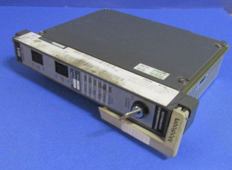AEG MODICON PROGRAMMABLE CONTROLLER PC-F984-385 BROKEN HANDLE BROKEN PLASTIC