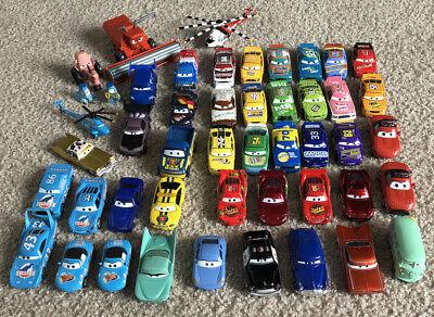 Lot Of 48 Disney Pixar Cars (1:64 Diecast Cars)