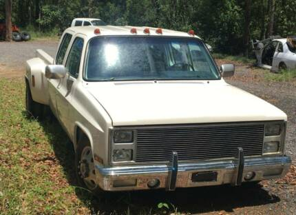 1981 Chevrolet C30 Silverado Cashmere Pine Rivers Area Preview