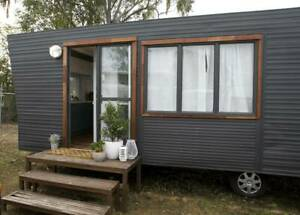 28ft Self Contained Cabin - Kitchen, Lounge, Bedroom, Shower Toilet Deception Bay Caboolture Area Preview