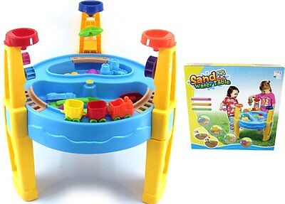 """deAO Sand and Water Table """"My Dream Castle"""" for Toddlers"""