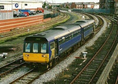 142011 Northern Rail 6x4 Quality British Rail Photo
