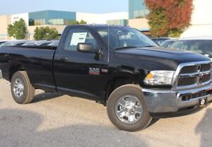2013 Dodge 2500 Diesel Single Cab, Long Box, 4x4