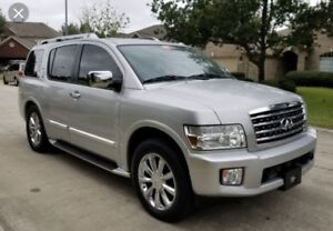2010 QX56 Infiniti- great suv ready to go.