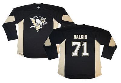 Evgeni Malkin #71 Pittsburgh Penguins NHL Men's V-Neck Hockey Jersey M-2XL ()