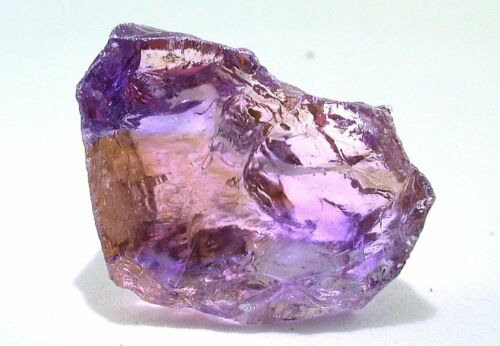 23.70 Gram 118.50 Carats Bolivian Ametrine Facet Gemstone Gem Rough EBS2027