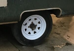 Looking for 4 bolt 12 inch trailer rims