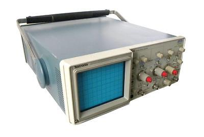 Tektronix 2213 Oscilloscope 60 Mhz 2 Channels - Sold As Is