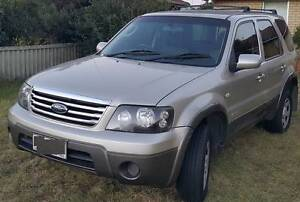 2006 Ford Escape(AUTO,good condition, 6months rego,148 kms,clean) Toowoomba Toowoomba City Preview