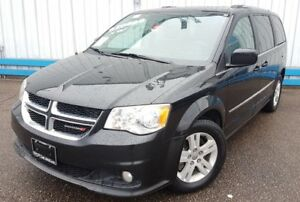 2016 Dodge Grand Caravan CREW *LEATHER-HEATED SEATS*