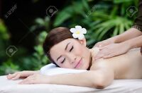 A Young Chinese Masseuse