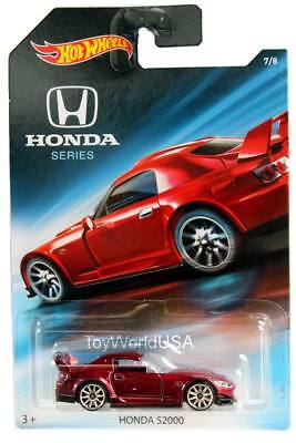 2018 Hot Wheels Honda Series #7 Honda S2000