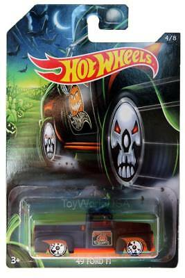 2017 Hot Wheels Kroger Exclusive Happy Halloween  4 49 Ford F1