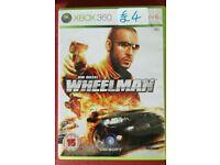 Wheelman Xbox 360 Game