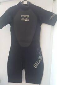Billabong child's wetsuit