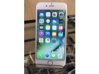 iPHONE 6 64GB/UNLOCKED/SHOP RECEIPT & WARRANTY/BUY FROM A TRUSTED SHOP/SILVER