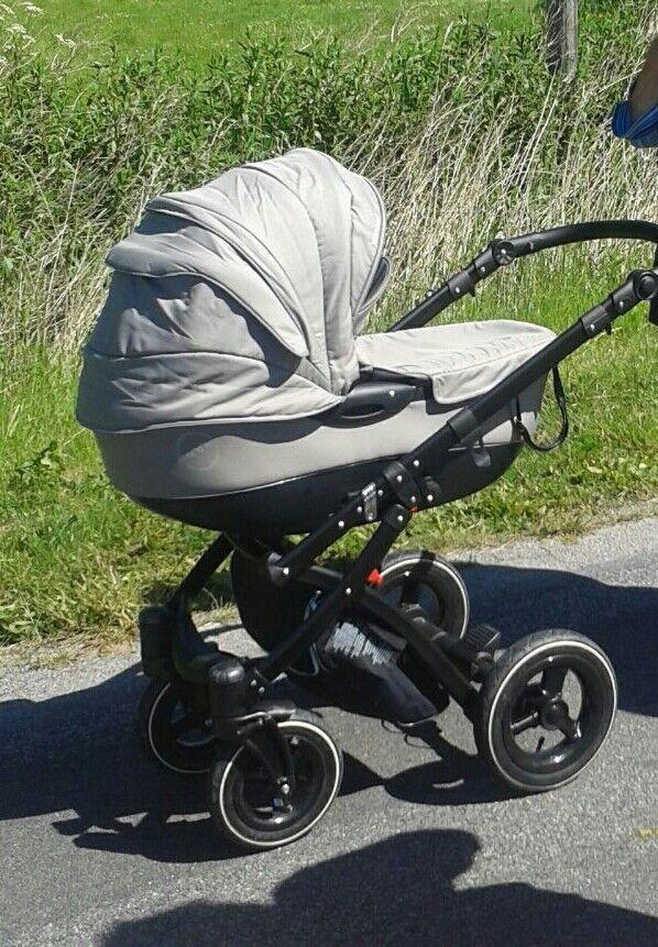 Knorr Baby Alive Born to Ride Kombikinderwagen - Beige