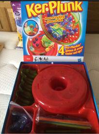 Hasbro Ker-Plunk game