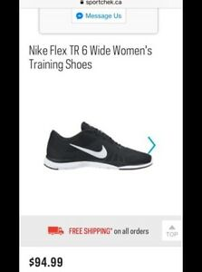 Nike Flex TR 6 wide women's training shoes