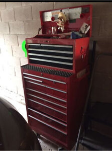 TOOL BOX FOR SALE GREAT 4 FATHERS DAY