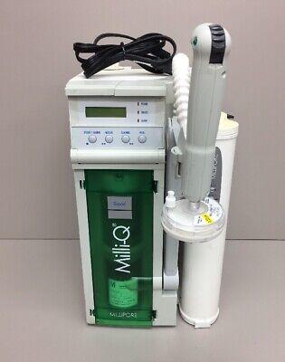 Milli-q Water Purification System Millipore Biocel Cat No. Zmqs60f01