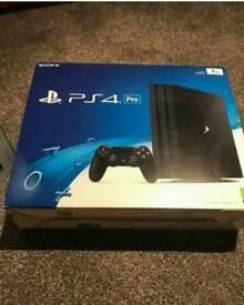 BRAND NEW PS4 PRO 1TB & FIFA 18