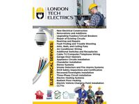Qualified Electrician in Finchley, Hendon, Edgware and North London area