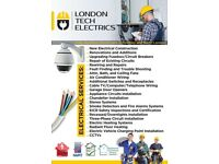 Fully Qualified and Friendly Electrician with Competitive Pricing in North London