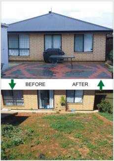 Concrete pavers INCLUDING installation! Tea Tree Gully Area Preview