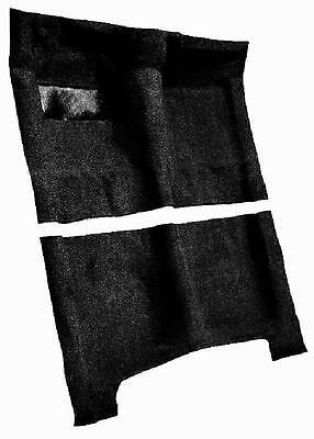 ACC 65-70 CHEVROLET IMPALA AUTOMATIC 2-DOOR *BLACK* MOLDED CARPET - 80/20 - 2 Door Black Carpet