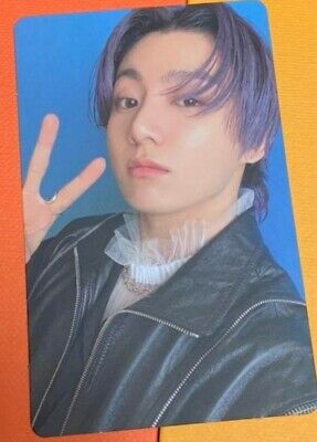 BTS Jungkook Butter Cream Version Photocard Official