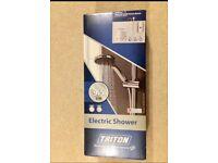 BRAND NEW Triton Aspirante 9.5kw Electric Shower