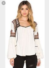 Free People Eskimo Kisses Blouse Merewether Newcastle Area Preview