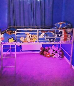 5 month old mid sleeper bunk bed single