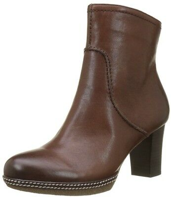 Gabor Shoes Women's Comfort Sport Boots, Brown (25 Sattel Micro), 7 UK 40.5 EU