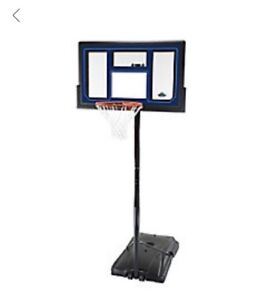 Lifetime Portable Basket Ball Net with Adjustable Height
