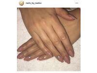 Shellac Nails £15 (CND)