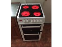 Zanussi Electric Cooker 50cm Delivery Available